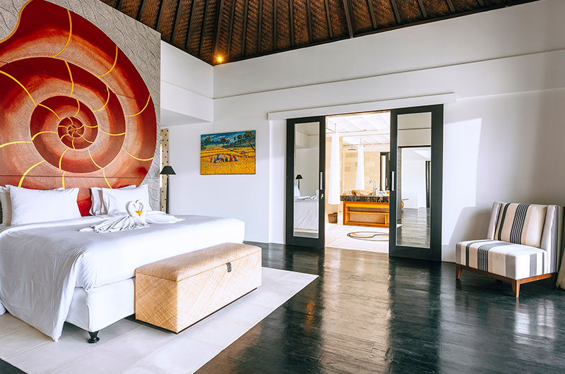 Bedroom with Seating Area - Villa Anucara - Seseh, Bali