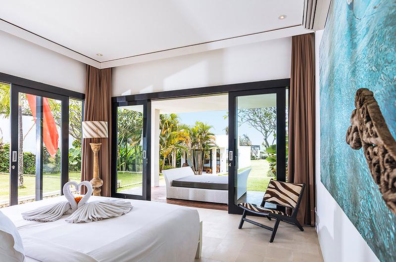 Bedroom View - Villa Anucara - Seseh, BaliVilla Anucara 05