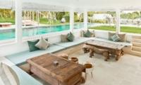 Seating Area - Villa Anucara - Seseh, Bali