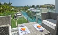 View from Balcony - Villa Anucara - Seseh, Bali