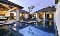 Swimming Pool - Villa Arama Riverside - Seminyak, Bali