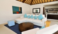 Lounge Area - Villa Arama Riverside - Seminyak, Bali