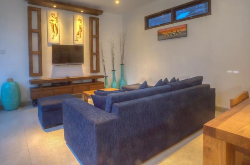 Lounge Area with TV - Villa Arria - Seminyak, Bali
