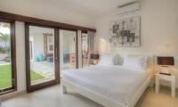 Bedroom with Garden View - Villa Arria - Seminyak, Bali