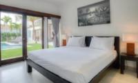 Bedroom with View - Villa Arria - Seminyak, Bali