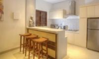 Kitchen Area - Villa Arria - Seminyak, Bali