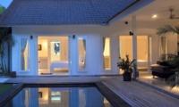Night View - Villa Arta - Seminyak, Bali
