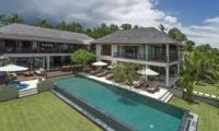 Gardens and Pool - Villa Asada - Candidasa, Bali