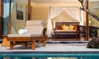 Sun Bed - Villa Asada - Candidasa, Bali