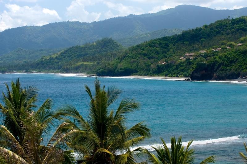 Sea View - Villa Asada - Candidasa, Bali