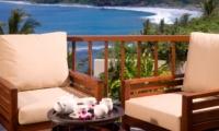 View from Balcony - Villa Asada - Candidasa, Bali