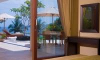 Pool Side Loungers - Villa Asada - Candidasa, Bali