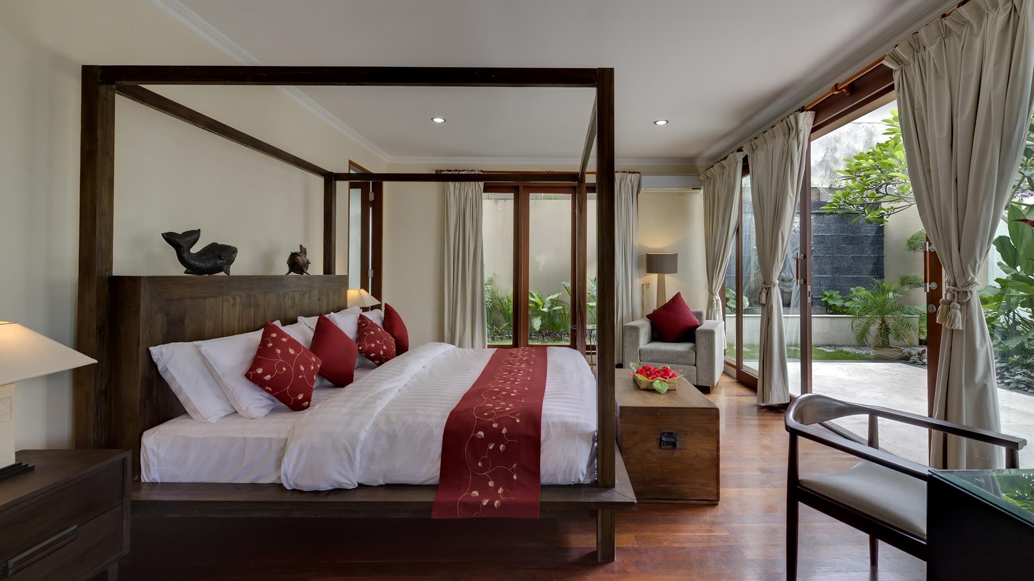 Four Poster Bed - Villa Asada - Candidasa, Bali