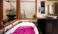 Romantic Bathtub Set Up - Villa Asada - Candidasa, Bali