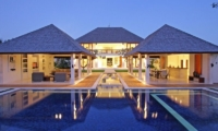 Swimming Pool - Villa Asante - Canggu, Bali