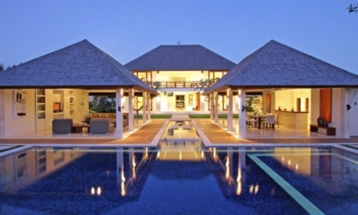 Swimming Pool - Villa Asante - Canggu, Bali