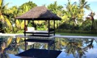 Pool Side Seating Area - Villa Asante - Canggu, Bali