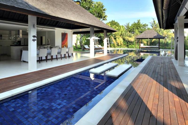 Pool - Villa Asante - Canggu, Bali