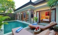 Swimming Pool - Villa Ashna - Seminyak, Bali