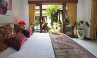 Bedroom with View - Villa Ashna - Seminyak, Bali
