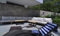 Open Plan Lounge Area - Villa Ashoka - Canggu, Bali