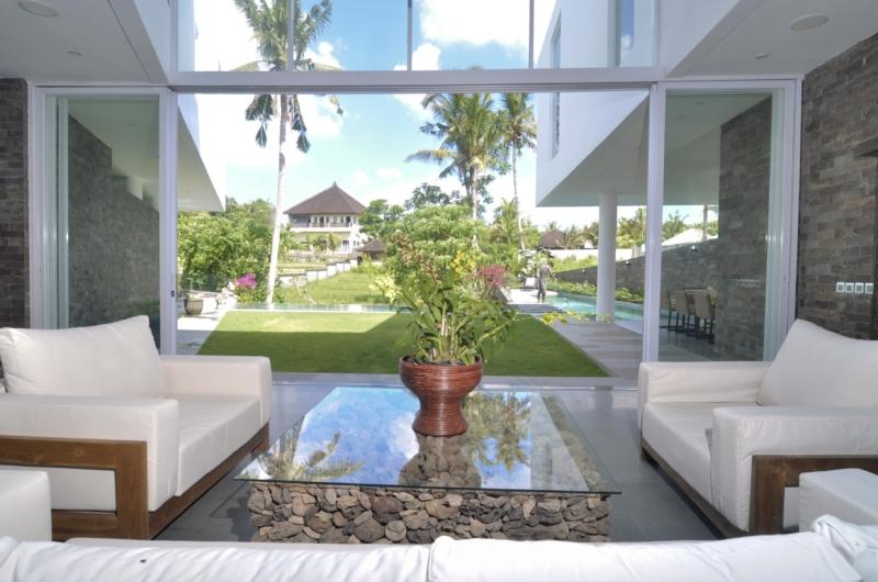 Seating Area - Villa Ashoka - Canggu, Bali