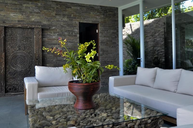 Indoor Seating Area - Villa Ashoka - Canggu, Bali