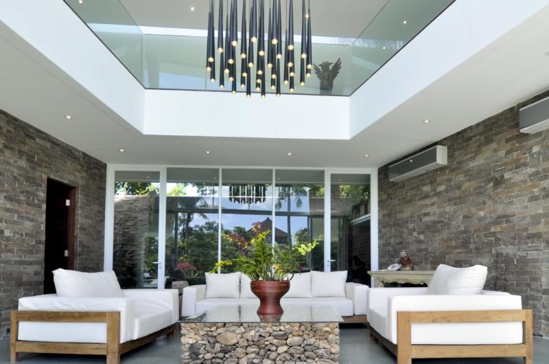 Living Area - Villa Ashoka - Canggu, Bali