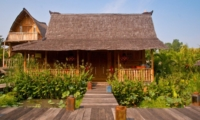 Outdoor Area - Villa Asli - Canggu, Bali