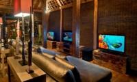 TV Room - Villa Asli - Canggu, Bali
