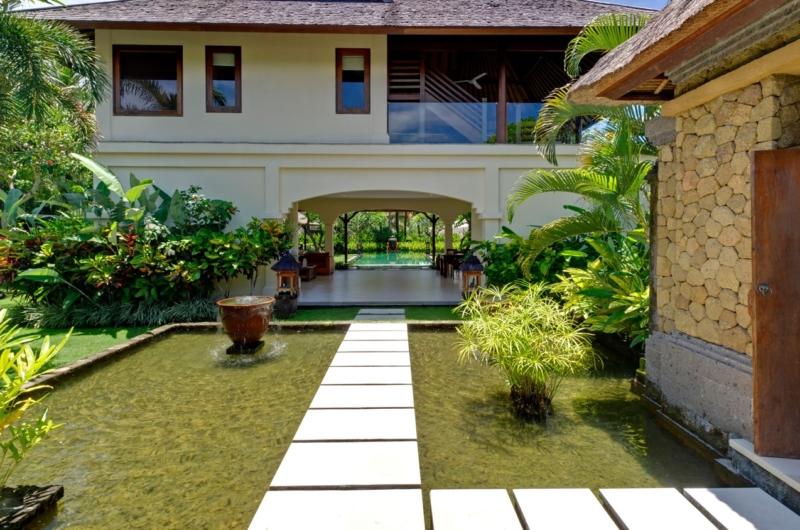 Pathway - Villa Asmara - Seseh, Bali