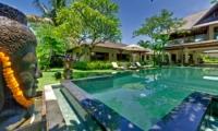 Pool Side - Villa Asmara - Seseh, Bali