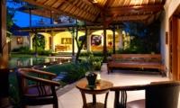 Seating Area - Villa Asmara - Seseh, Bali