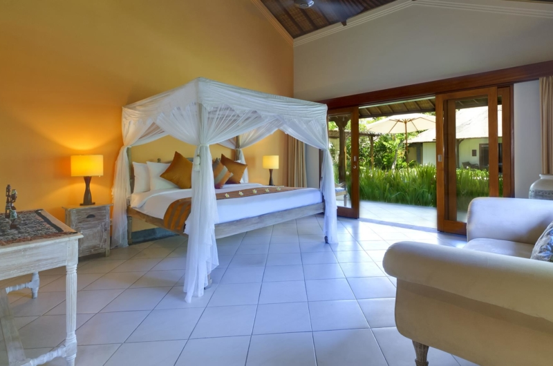 Bedroom with View - Villa Asmara - Seseh, Bali