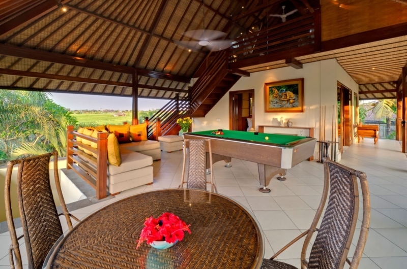Billiard Table - Villa Asmara - Seseh, Bali