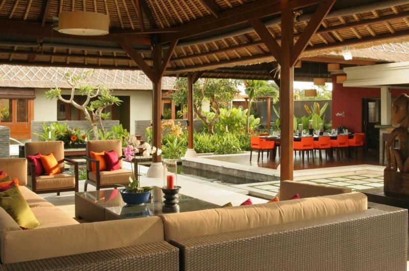 Living Area - Villa Asta - Batubelig, Bali
