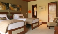 Twin Bedroom - Villa Asta - Batubelig, Bali