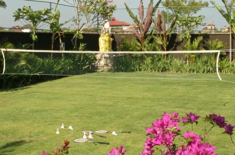 Tennis Court - Villa Asta - Batubelig, Bali