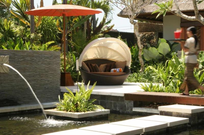 Outdoor Area - Villa Asta - Batubelig, Bali