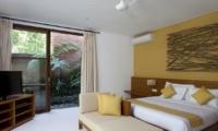 Bedroom with View - Villa Atacaya - Seseh, Bali