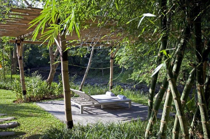 Reclining Sun Loungers - Villa Atacaya - Seseh, Bali
