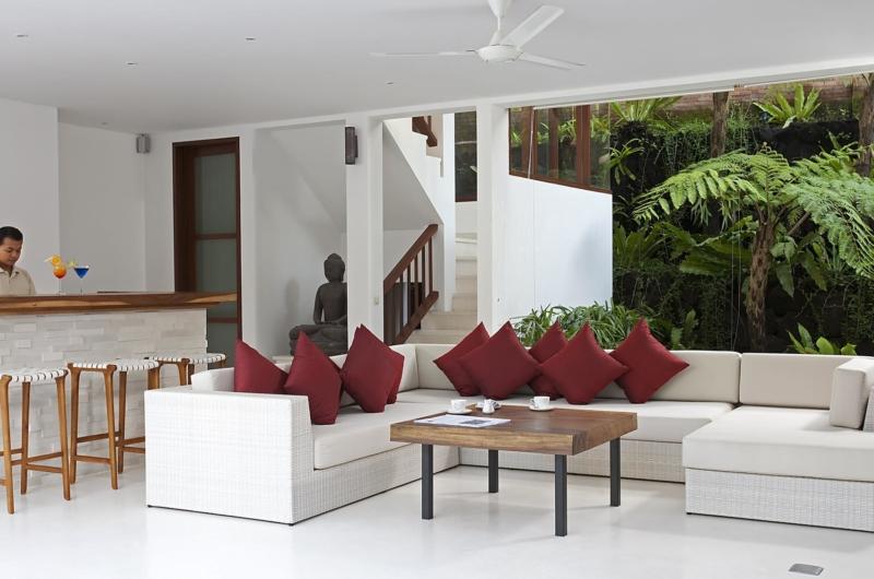 Open Plan Living Area - Villa Atacaya - Seseh, Bali