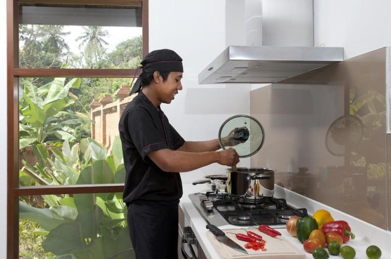 Kitchen Area - Villa Atacaya - Seseh, Bali