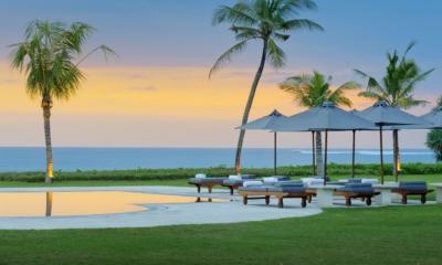 Pool with Sea View - Villa Atas Ombak - Batubelig, Bali