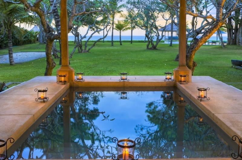 Outdoor View - Villa Atas Ombak - Batubelig, Bali