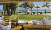 Outdoor Lounge - Villa Atas Ombak - Batubelig, Bali