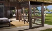 Bedroom View - Villa Atas Ombak - Batubelig, Bali