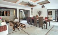 Dining Area - Villa Avalon Bali - Canggu, Bali