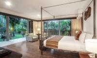 Bedroom with Garden View - Villa Avalon Bali - Canggu, Bali