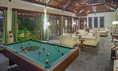 Billiard Table - Villa Avalon Bali - Canggu, Bali